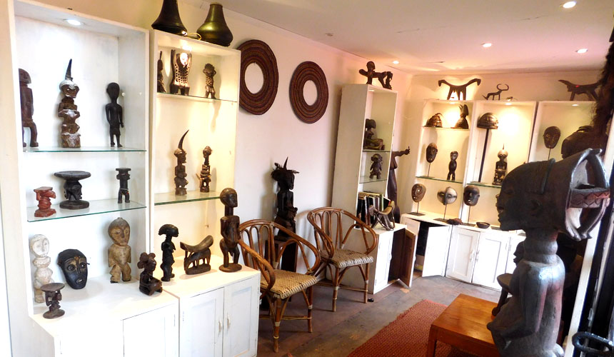 Gallery Antique Uganda