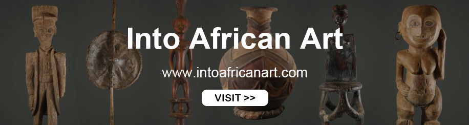 Into African Art